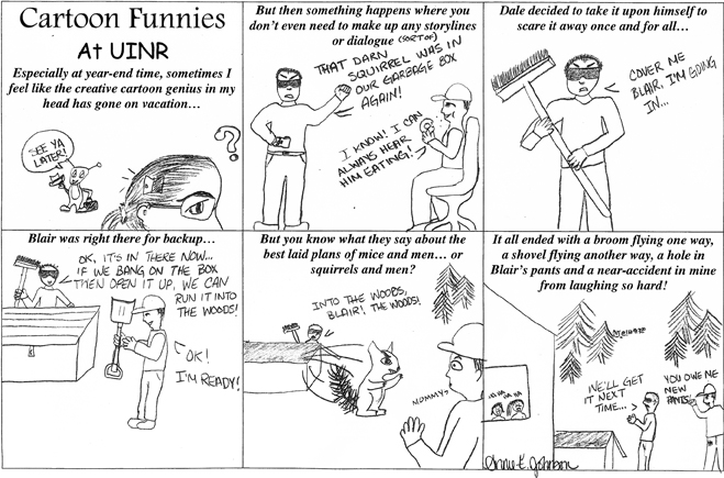 Cartoon Funnies