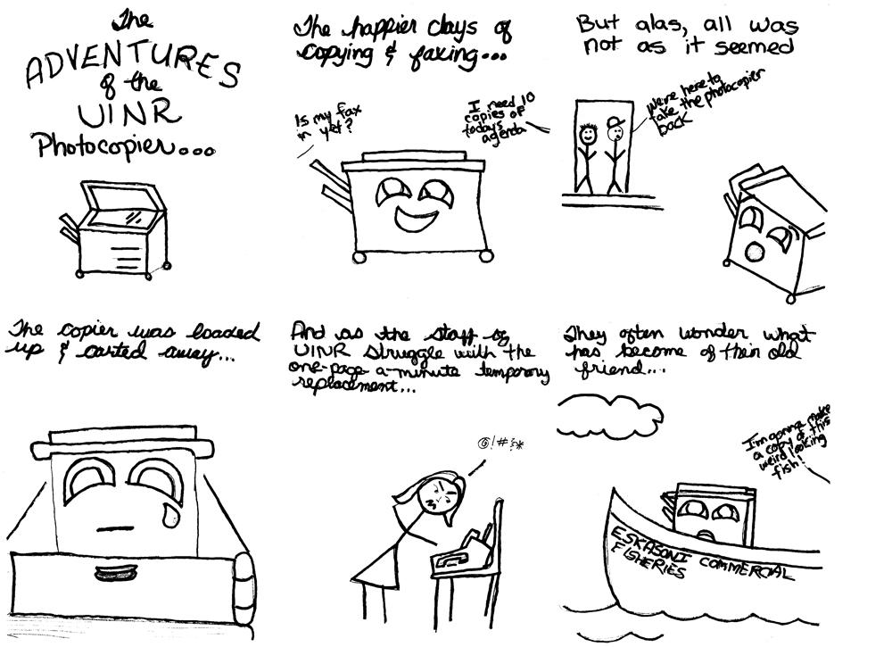 Annie's Cartoons