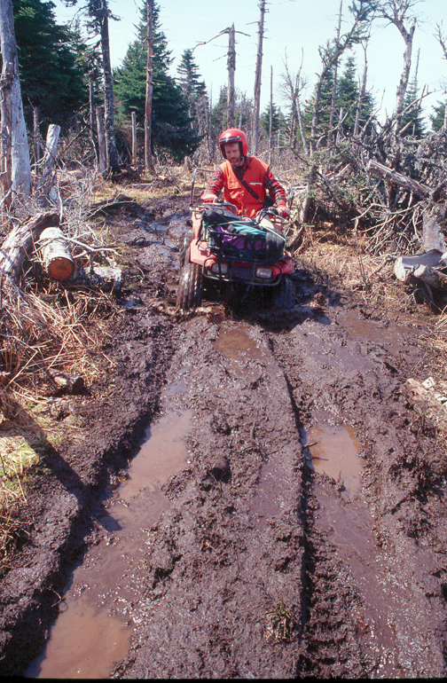 ATV Ban is on in the Pollett's Cove Aspy Fault Wilderness Area