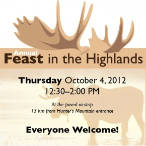 Whats cooking in the Highlands?