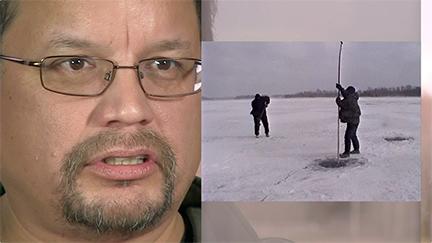Eel Video Day 10-Winter Eeling