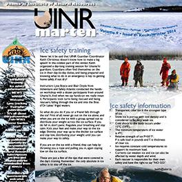 UINR Marten – Winter 2014