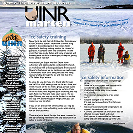 Latest Issue of UINR Marten Now Available