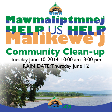 Mala Clean-up on Tuesday June 10