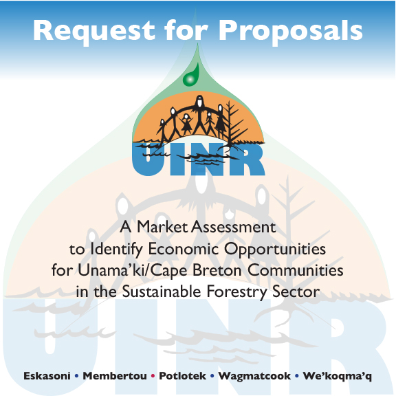 Request for Proposals in Sustainable Forestry
